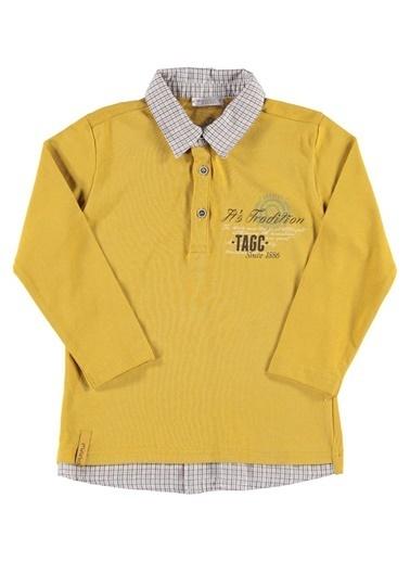 Zeynep Tekstil Tişört Sarı